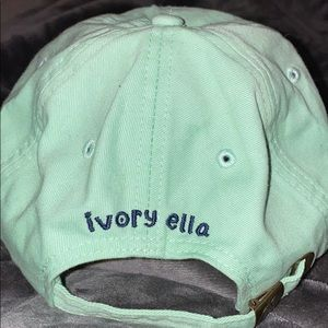 ivory ella Accessories - Ivory Ella Baseball Cap